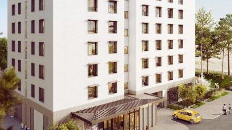 Appartement neuf Residenciel à Villeurbanne