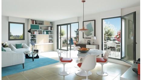 Appartement neuf Aix & Cie à Aix-en-Provence