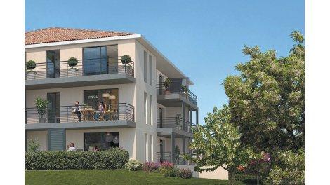 Appartement neuf Côté 9ème investissement loi Pinel à Marseille 9ème