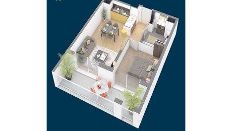 immobilier basse consommation à Le Bouscat