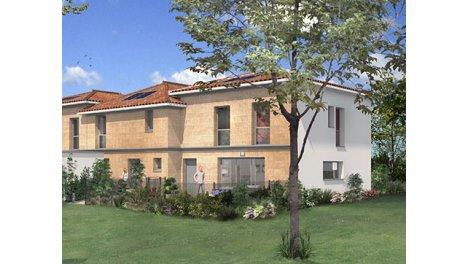 Villas neuves Mérignac investissement loi Pinel à Mérignac