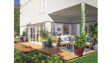 Appartement neuf Pessac éco-habitat à Pessac