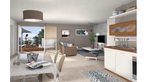 Appartement neuf Villenave d Ornon éco-habitat à Villenave-d'Ornon