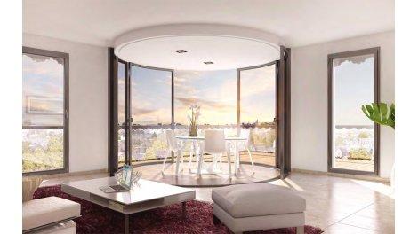 Appartement neuf Rouen Rive Droite 32 à Rouen