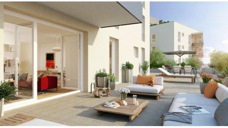 immobilier basse consommation à Le Petit-Quevilly