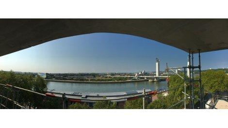 Appartement neuf Rouen - Secteur Docks - Rcd 31 éco-habitat à Rouen