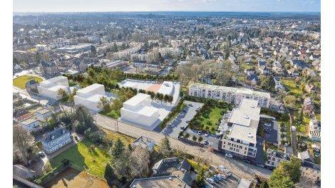 Appartement neuf Bois Guillaume - Secteur Mairie investissement loi Pinel à Bois-Guillaume
