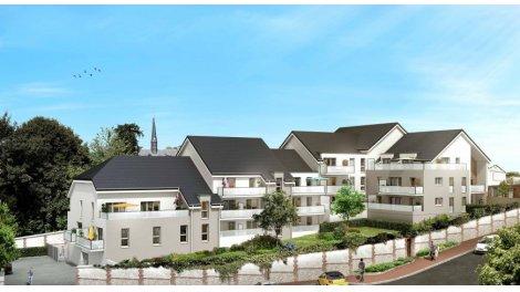 Appartements neufs Villa Cottage - ro 10 investissement loi Pinel à Déville-les-Rouen