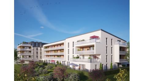 Appartement neuf Mesnil Esnard - City Side investissement loi Pinel à Le-Mesnil-Esnard