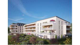Appartements neufs Mesnil Esnard - City Side investissement loi Pinel à Le-Mesnil-Esnard