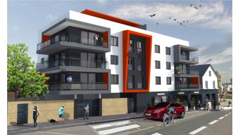 Appartement neuf Petit Quevilly - Jardin des Plantes éco-habitat à Le Petit-Quevilly