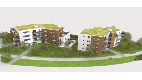 Appartement neuf Mont Saint Aignan - Eco Quartier - RN25 éco-habitat à Mont-Saint-Aignan