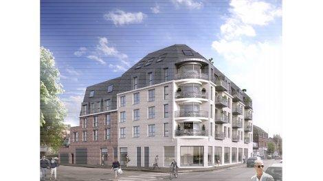 Appartements neufs Rouen Rive Droite 32 investissement loi Pinel à Rouen