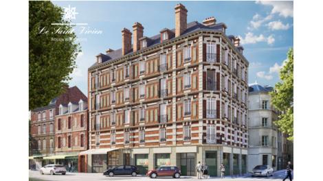 Appartement neuf Rouen Droite - Saint Vivien à Rouen