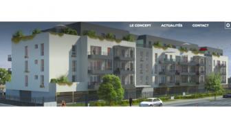 Appartements neufs Nuances investissement loi Pinel à Vernon