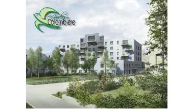 Appartements et maisons neuves Les Jardins de la Colombière à Dijon