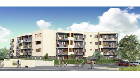 Appartement neuf Aux Portes des Vignes à Perrigny-Lès-Dijon