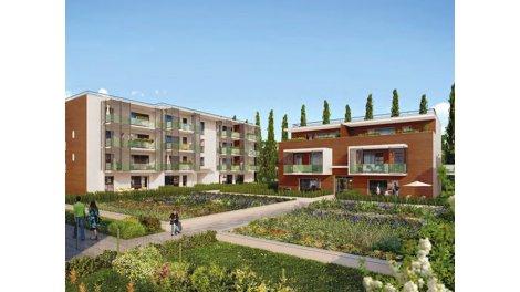 Appartement neuf Aix-en-Provence C3 à Aix-en-Provence