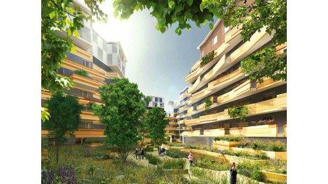 Appartement neuf Castelnau-le-Lez C1 à Castelnau-le-Lez