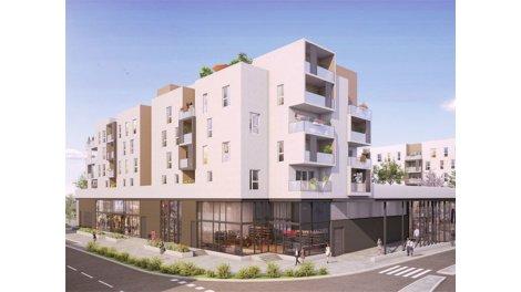 Appartement neuf Givors C1 éco-habitat à Givors