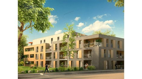 Appartements et maisons neuves Reims C1 éco-habitat à Reims