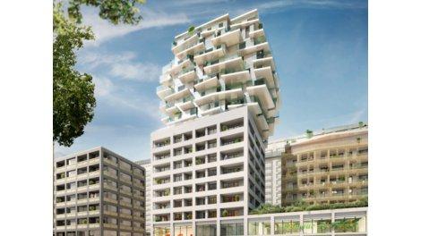 Appartement neuf Lyon 3ème C1 à Lyon 3ème