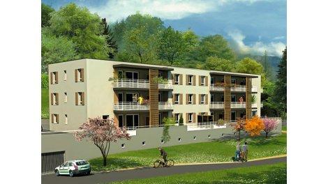 Appartement neuf La Ravoire C1 investissement loi Pinel à La Ravoire
