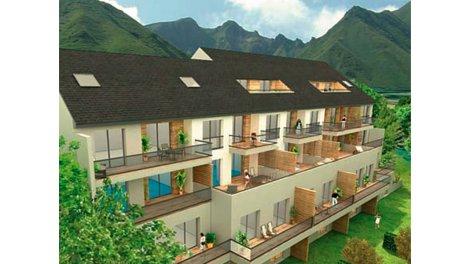 Appartement neuf Mont-Dore C1 éco-habitat à Mont-Dore