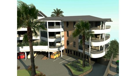 logement neuf à Les Trois-Îlets