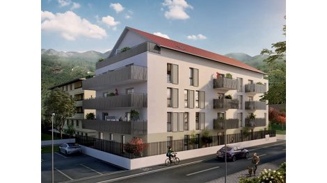 Appartement neuf Bonneville C3 investissement loi Pinel à Bonneville