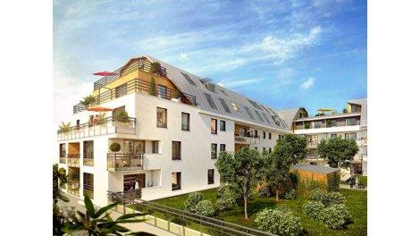 Appartement neuf Rouen C2 éco-habitat à Rouen