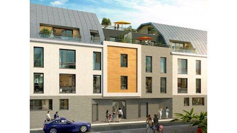 appartement neuf à Rouen
