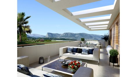 Appartement neuf Nice C3 investissement loi Pinel à Nice