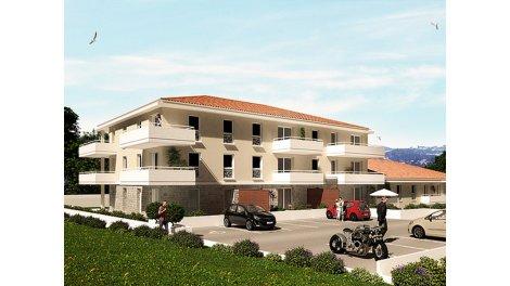Appartement neuf Grasse C2 à Grasse