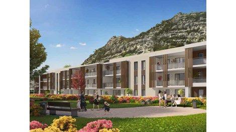 eco habitat neuf à Voreppe