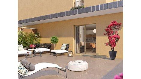 Appartement neuf Aix-en-Provence C2 à Aix-en-Provence