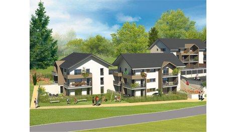 Appartement neuf La Balme-de-Sillingy C1 éco-habitat à La Balme-de-Sillingy