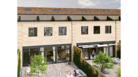 Appartement neuf Bordeaux C2 investissement loi Pinel à Bordeaux