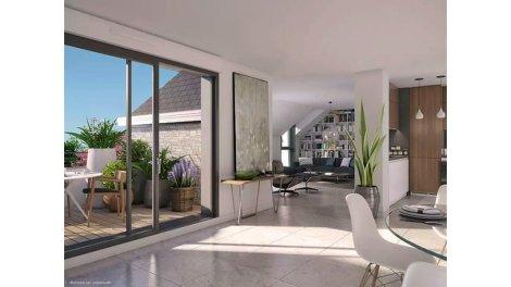 immobilier ecologique à Saint-Malo