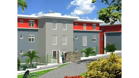immobilier neuf à Fort-de-France