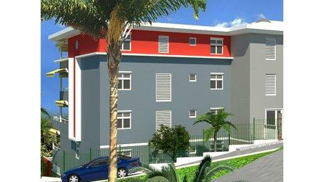 appartement neuf à Fort-de-France