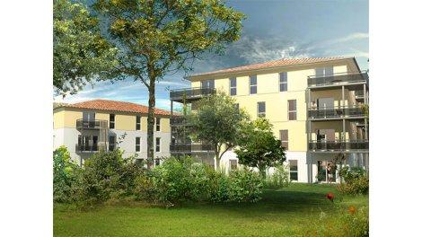 eco habitat neuf à Grasse