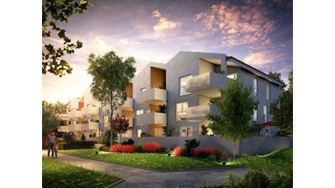 Appartement neuf Ondres C1 éco-habitat à Ondres