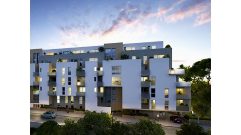 Appartement neuf Montpellier C5 à Montpellier