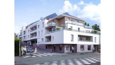 Appartement neuf Déville-les-Rouen C1 éco-habitat à Déville-les-Rouen