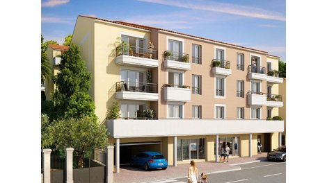 Appartement neuf Châteauneuf-Grasse C1 à Châteauneuf-Grasse