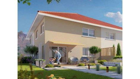Appartement neuf Vougy C1 éco-habitat à Vougy