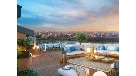 Appartement neuf La Mulatière C1 investissement loi Pinel à La Mulatière