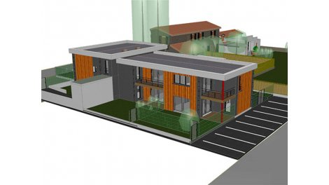 Appartement neuf Guilherand-Granges C1 éco-habitat à Guilherand-Granges