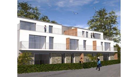 Appartement neuf Quimper C1 éco-habitat à Quimper